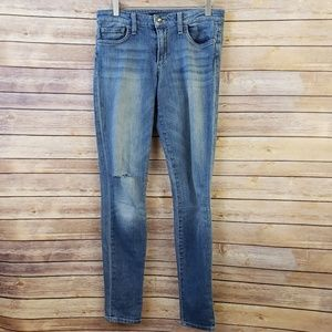 Joe's Jeans | Distressed Skinny Jeans Size 28